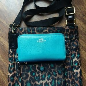 Coach purse wallet and wristlet
